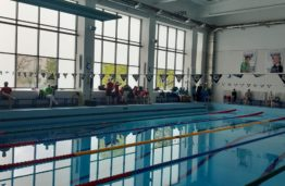 KTU swimmers returned home from Lithuanian Student Championship with medals