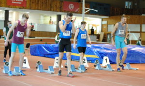 Lithuanian Students Athletics Championship – great performance of KTU athletes