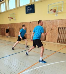 Vicotry of KTU students at Lithuanian Badminton Championship for Students