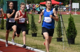 Several medals for KTU students at the Lithuanian Athletics Championships in Palanga