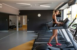 To access facilities of KTU Sports and Wellness Center – requires to hold the National Certificate